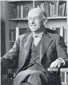Harvard business professor Elton Mayo